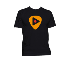 play music store t-shirt