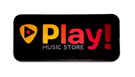 Tin Box Play! Music Store by Dunlop